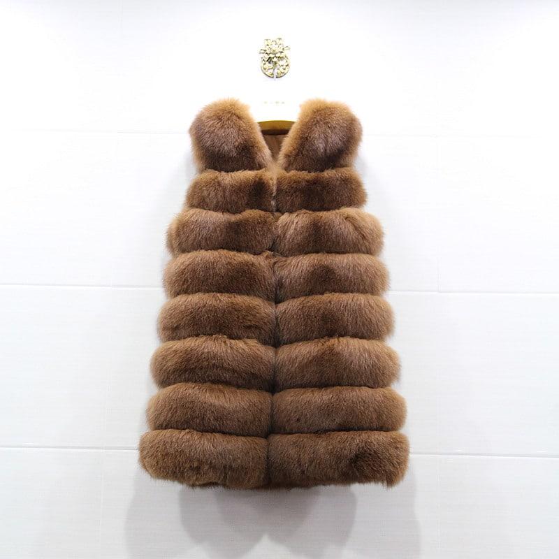 Mackenzie Fur Vest
