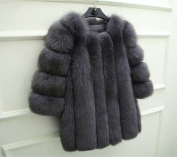 Eleanor Fur Coat
