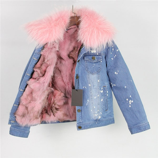 Denny-pink