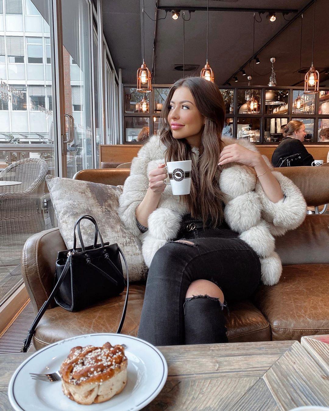 Audrey (nude, S) Fur Coats » Made of 100% Real Fur » Aria Moda